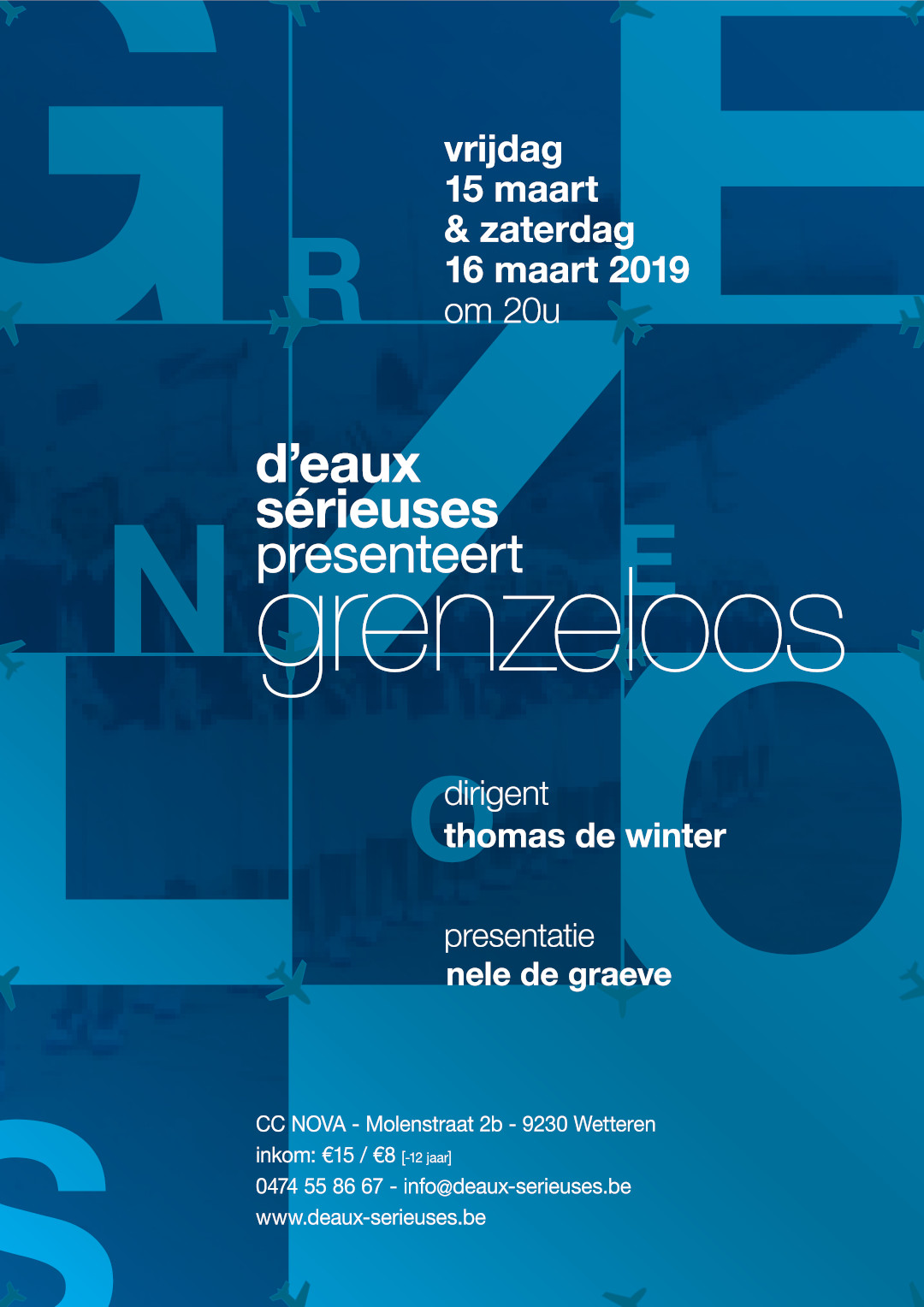 DS2019 grenzeloos